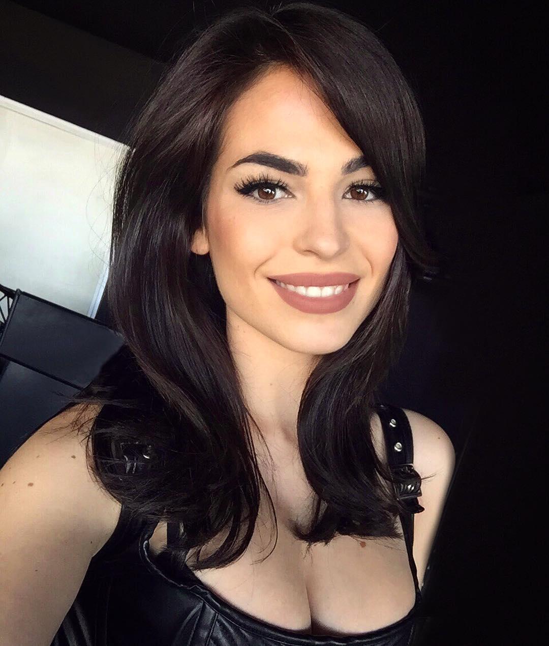 The most beautiful Spanish girls | Pretty girls