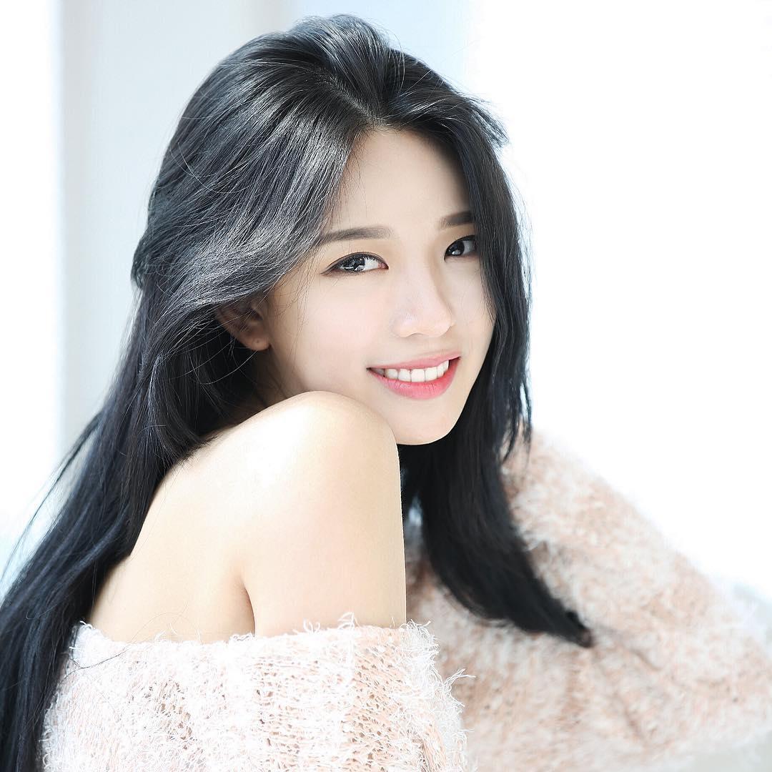 Die Schönsten Koreanischen Mädchen Hübsche Mädchen