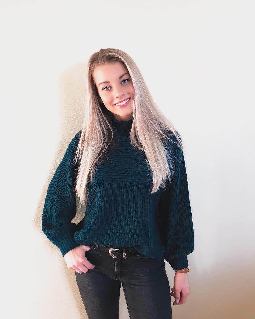 Die schönsten norwegischen Mädchen  Hübsche Mädchen