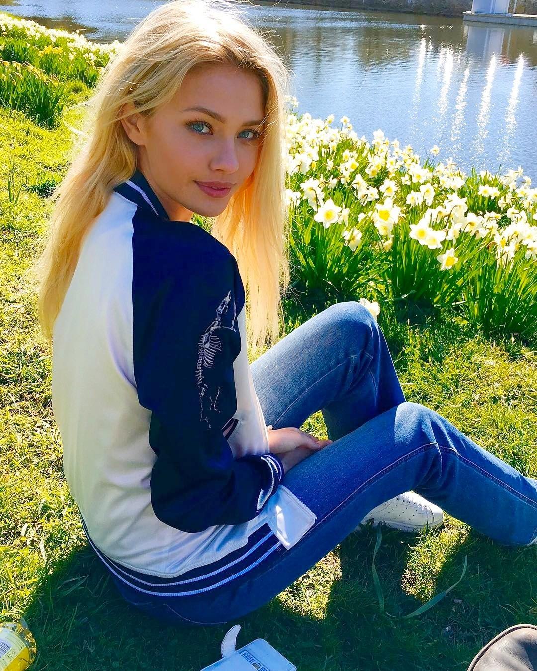 The most beautiful Swedish girls | Pretty girls