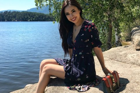 The most beautiful Kazakh girls