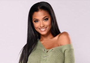最も美しいドミニカ共和国の女の子