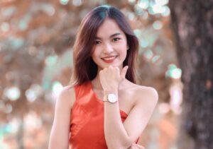 The most beautiful Cambodian girls