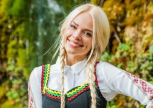 The most beautiful Lithuanian girls