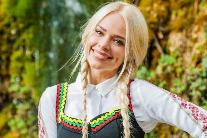 En güzel Litvanyalı kızlar