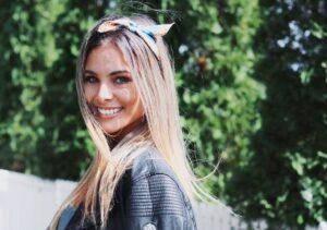 最も美しいニュージーランドの女の子