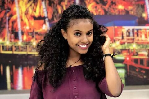 The most beautiful Ethiopian girls